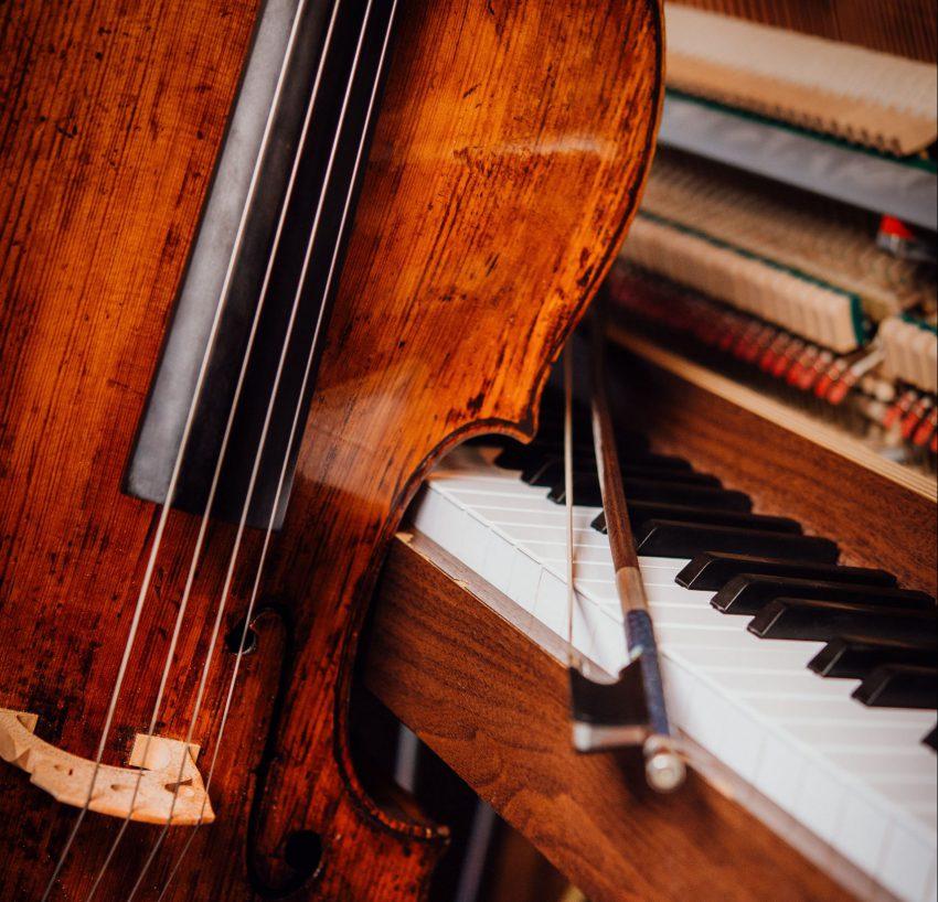 Cello und Piano