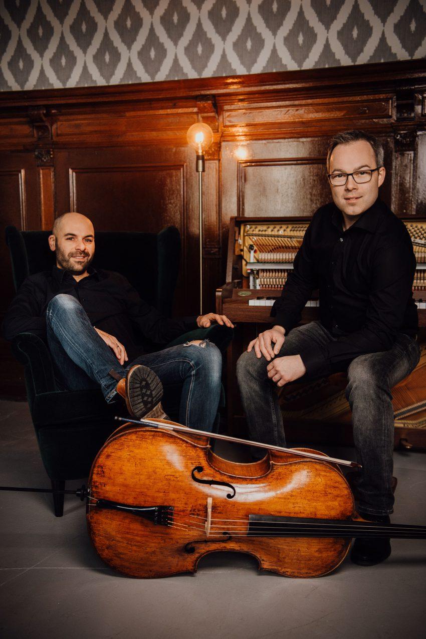 Duo NOW! - Daniel Sorour & Nikolai Juretzka, Lübeck