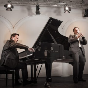 Duo Swinging Classics- Klassik und Swing, Lübeck