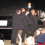 Swingin words mit Gershwin live in Flensburg